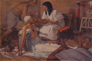 history medicine egypt