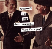housework 2 men